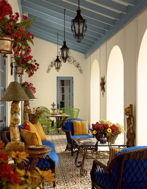 spanish style home decorating ideas gil walsh interiors colorful tuscan mediterranean better