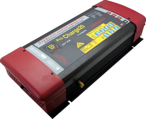 sterling marine battery charger uk pro charge c 24v 20a ac to dc battery charger 30 days