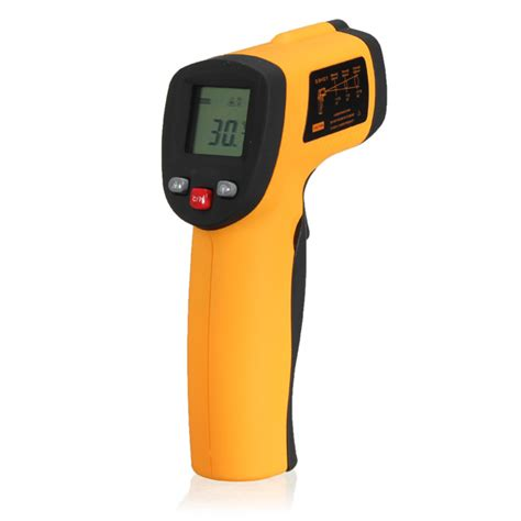 Termometer Laser Digital other electrical test equipment gm550 non contact digital ir laser infrared temperature