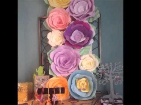fiori di carta crespa giganti pannelli ed installazioni fiori giganti di carta