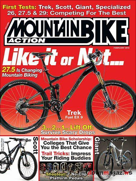 Mba Bike Magazine by Mountain Bike February 2013 187 Pdf