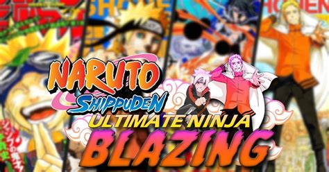 game android naruto shippuden mod ultimate ninja blazing mod apk naruto shippuden game for
