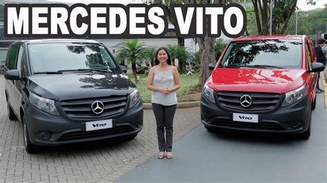 mercedes ads 2016 novo mercedes vito 2016