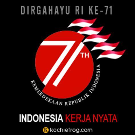 dp bbm kemerdekaan kumpulan dp bbm gambar animasi gif dan dp bbm hut kemerdekaan indonesia ke