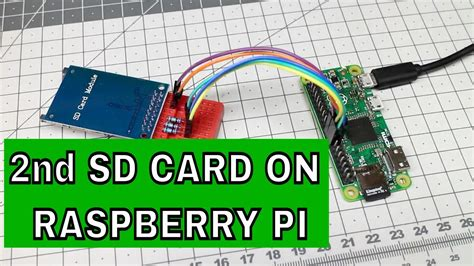 make raspberry pi sd card how to add second sd card to raspberry pi zero