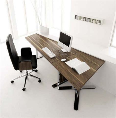 modern home office desk furniture interior design huelsta