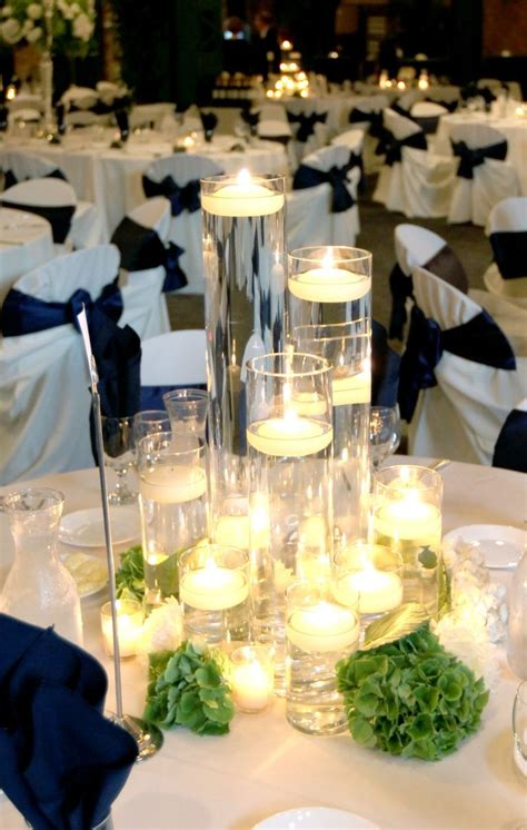 10 Best Centerpiece 1 Three Pillar Candles Images On Wedding Table Candle Centerpieces