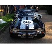 FIA Triumph TR4