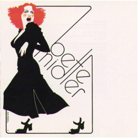 bette midler album covers midler on the net bette midler