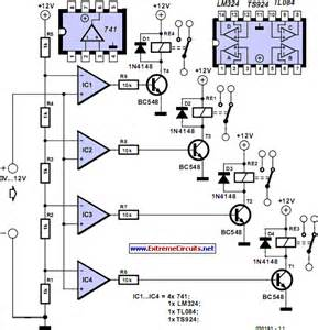 voltage levels relays wiring schema blogs