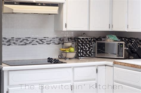 stick on backsplash tiles for kitchen press peel and stick backsplash smart tiles