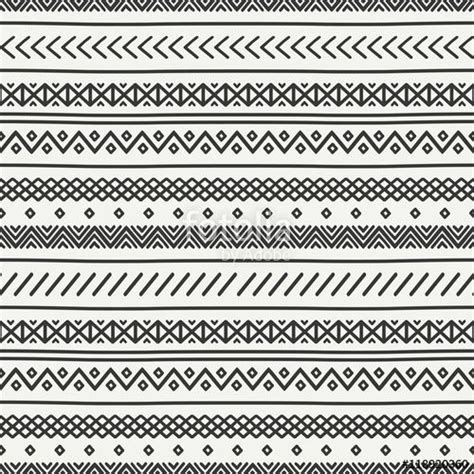 tribal line pattern vector tribal hand drawn line geometric mexican ethnic