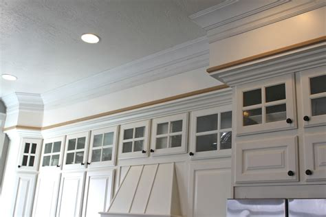 Painting My Kitchen Cabinets by Amy S Casablanca Kitchen Soffit Transformation