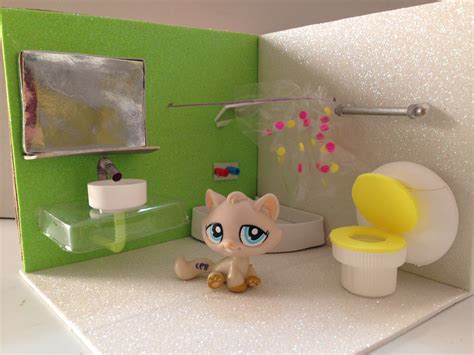 lps bathroom how to make a lps shower youtube