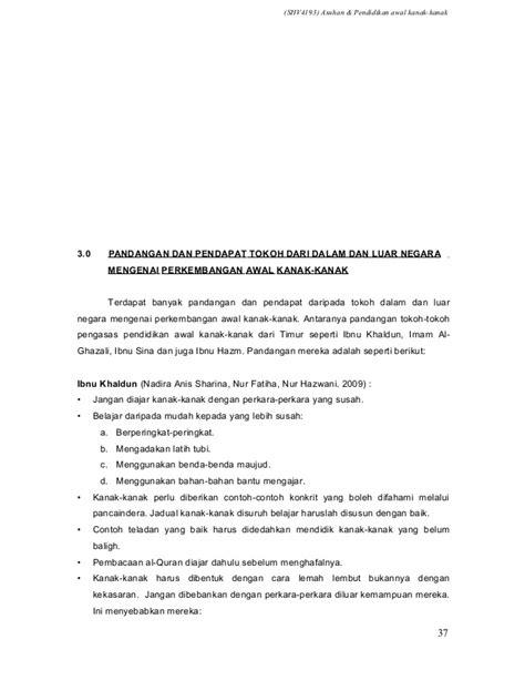 Pemikiran Al Ghazali Tentang Pendidikan Drs Abidin Ibnu Rusn 36760501 teori dan model an awal kanak kank