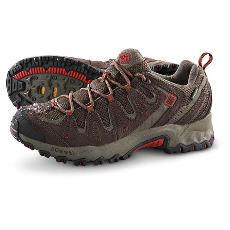 columbia shoes s columbia beartooth trail shoes bark 151373