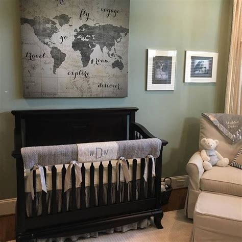 baby boy themed nursery travel themed nursery ideas thenurseries
