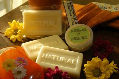 Handmade Lotion Bars - diy calendula lotion bars healthy