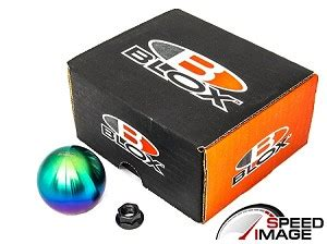 blox racing 490 spherical shift knob 10x1 5mm