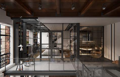 big loft un loft industriel 224 new york planete deco a homes world