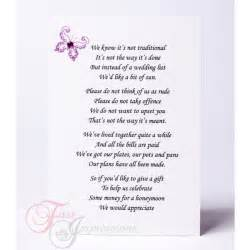 wedding invitation wording for gift cards wedding invitation wording money instead of gifts