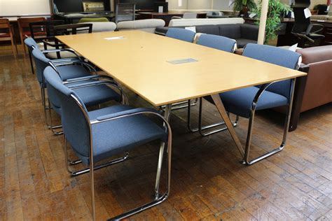 Bernhardt Conference Tables Bernhardt Parallax 8 Conference Table Peartree Office Furniture
