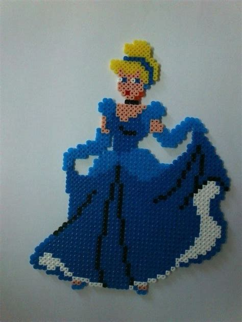 Disney Cinderella Hama Perler Hama Til B 248 Rn