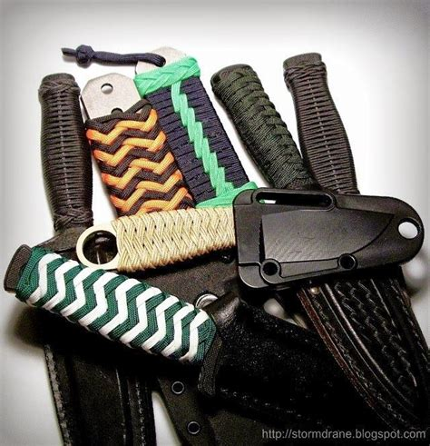 paracord knife handle wraps the complete guide from tactical to asian styles books 17 images about everything paracord on