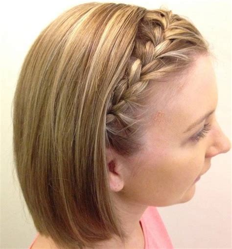 Braided Bangs Hairstyles by 39 Bold And Beautiful Braided Hairstyles