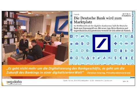deutsche bank pfändungsstelle digitalisierung des bankgesch 228 fts kundenbindung durch