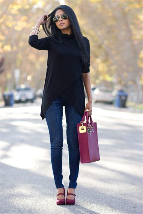 casual sophisticated fall look for 4