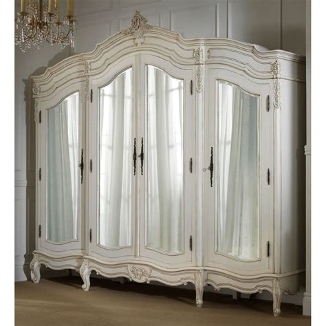 vintage white mirrored bedroom furniture greenvirals style