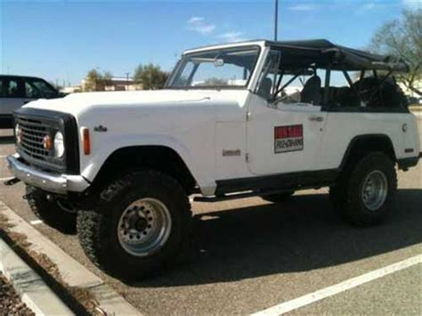 1973 jeep commando for sale 1973 jeep commando information and photos momentcar