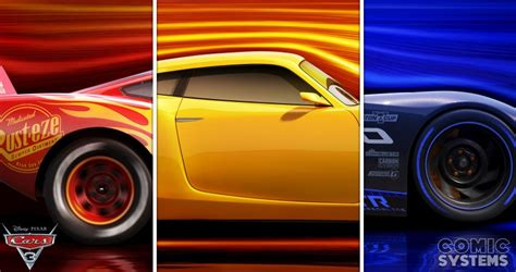 nieuwe film cars 3 les voitures du prochain disney pixar se d 233 voilent cars