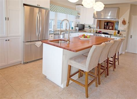 Eat In Kitchen Islands The Multi Purpose Kitchen Island