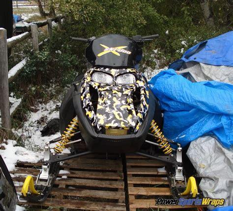 yellow jacket digital camouflage powersportswraps