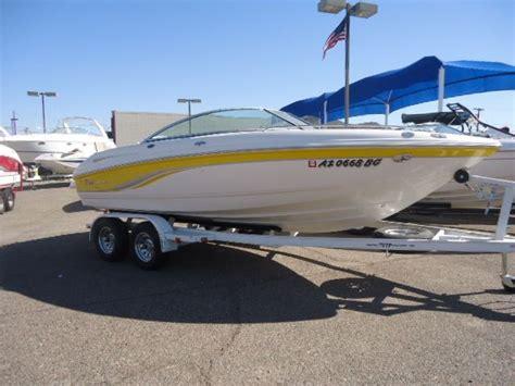 used boats arizona chaparral new and used boats for sale in arizona