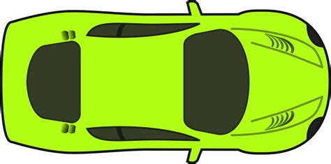 pixel car top view race car clipart transparent car pencil and in color