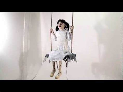 swing girl movie zombie girl on swing spirit halloween youtube