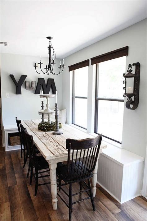 Joanna Gaines Dining Room Pictures Living With Joanna Gaines Hsh Kitchen Dining