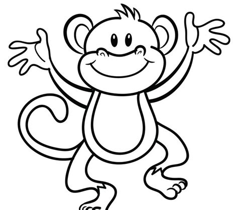 monkey coloring pages free printable pictures coloring monkey for coloring kids coloring europe travel guides com