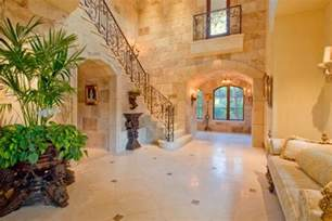 Neoclassical Homes 15 Extremely Luxury Entry Hall Designs With Stairs