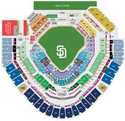 petco park seating and pricing san diego padres