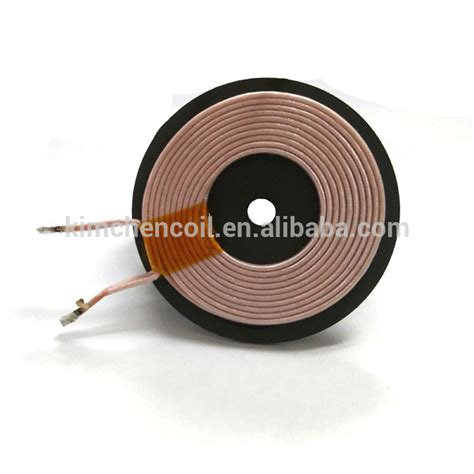 inductance wireless power selling custom mobile phone wireless power bank charger coil electric induction coil