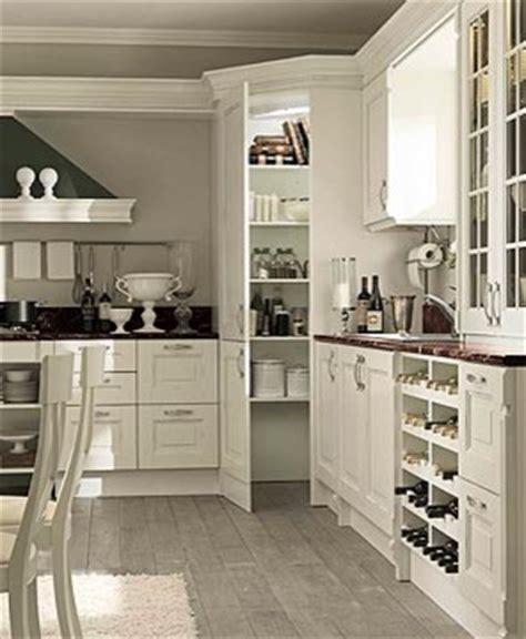 Decorating Ideas For Kitchen Corners Pantries Are Indispensable Storage Spaces Cornerpantry