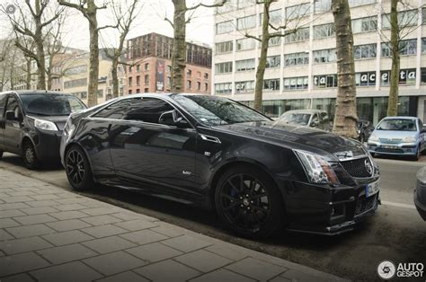 hennessey cts v coupe cadillac cts v coupe hennessey v700 19 februari 2017