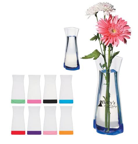 custom foldable vase personalized in bulk cheap