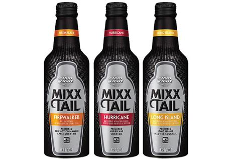 What Does Bud Light Taste Like by Bud Light Invented Mixxtails The Cocktail Flavored