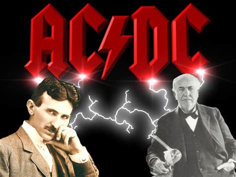 Tesla Ac Dc La Guerra De Las Corrientes Edison Contra Tesla Scientia