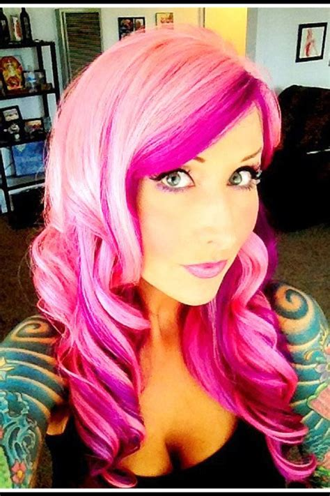 hairstyles color pink 20 pink hairstyle pics hair color inspiration strayhair